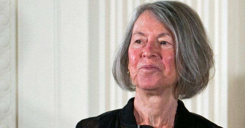 Amerikkalaisen runoilijan ja Nobel-voittajan Louise Glückin teoksia ei ole käännetty suomeksi.