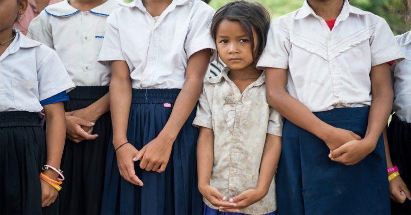 Uutuutena World Visionin eettisessä lahjakaupassa on Lyömätön lapsuus, joka ehkäisee lapsiin kohdistuvaa väkivaltaa.