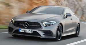Neliovisten coupéiden pioneeri uusiutui – tässä on kolmannen sukupolven Mercedes CLS