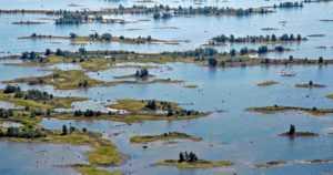 Itämeri on lahjoittanut Suomelle sadassa vuodessa maata – yli 4000 neliökilometriä