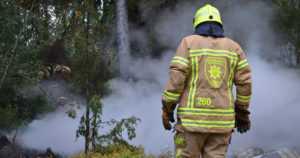 Varomattomassa risujen poltossa kytee maastopalon vaara – tarkista oman kuntasi ympäristömääräykset