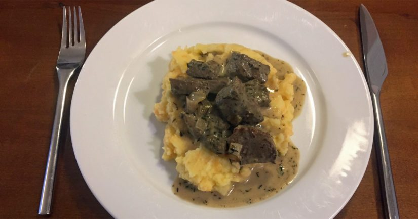 Perinteistä ruokaa perinteiseen makuun modernein vivahtein.