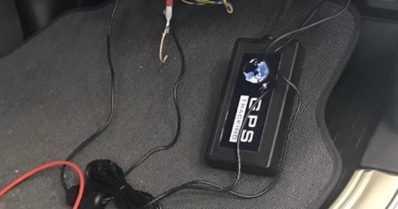 Poliisi löysi rekasta ajopiirturin manipulointilaitteen – naamioitu GPS-laitteeksi