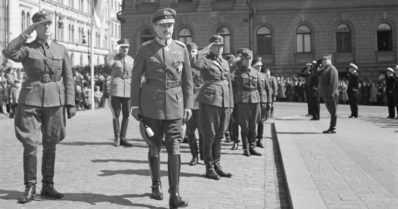 """Ylipäällikön päiväkäsky N:o 34 – """"Suomen kunniakkaan armeijan sotilaat!"""""""