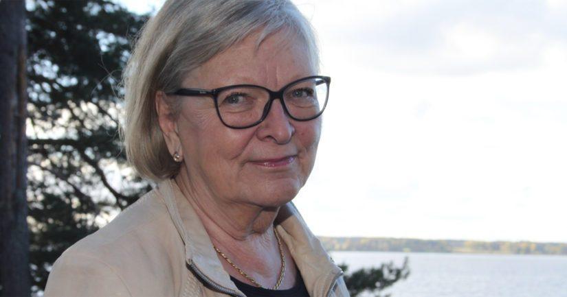 Margit Sasilla on myös henkilökohtaista kokemusta senioritoiminnan kantavasta voimasta. – Jäätyäni leskeksi Pohjanmaan seniorit auttoivat takaisin kovalle maalle, Sasi iloitsee.