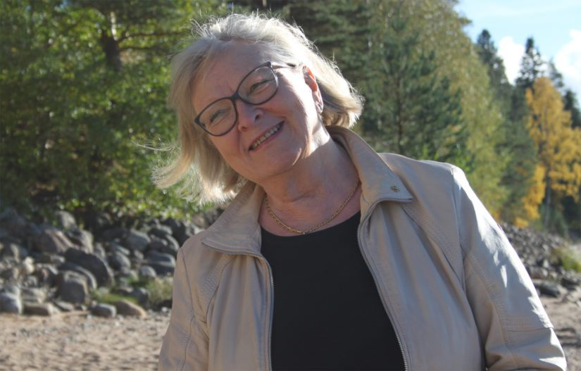 Pohjanmaan senioripiirin puheenjohtaja Margit Sasi toivoo, että yhdessä tekemistä vahvistetaan ja lisätään myös valtakunnallisella tasolla.