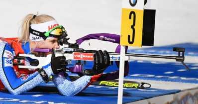 Ensimmäisen kerran – Mari Laukkanen voitti maailmancupin osakilpailun!