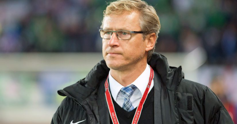 """Päävalmentaja Markku """"Rive"""" Kanerva voitti pelaajaurallaan viisi Suomen mestaruutta."""