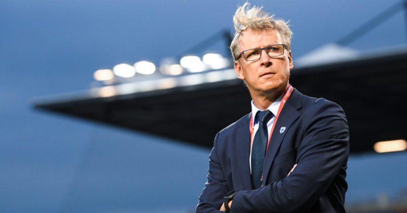 Markku Kanerva luotsasi Huuhkajat kohti suomalaista jalkapallohaavetta.