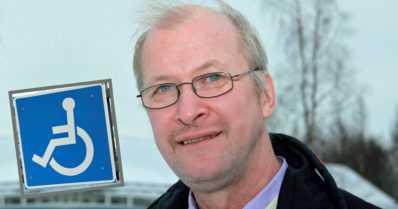 """Monisairas Markku joutui parkkiraivon kohteeksi – """"Kivut eivät näy aina ulospäin"""""""