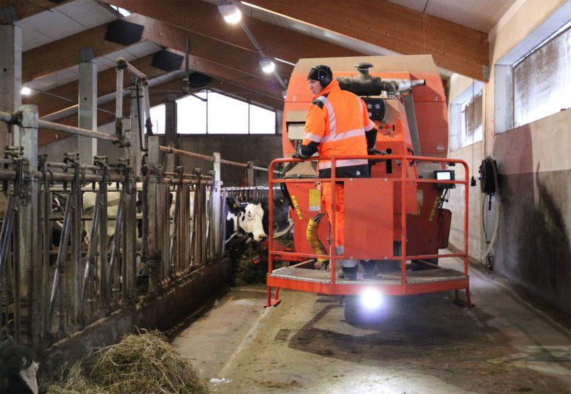 Havukan tilan karja nousi maitotuotoksellaan vuonna 2018 Suomen parhaaksi karjaksi. Tällä hetkellä tilan EKM-tuotos on komeat 14 005 kiloa.