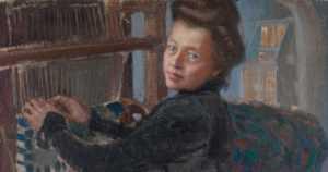 Mary Gallénin elämää -näyttely avautuu – millaista oli arki tunnetun taiteilijan puolisona?