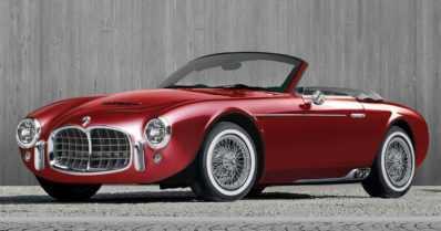 Modenalainen Ares Design tuo 1950-luvun Maseratin nykyaikaan – modernilla tekniikalla