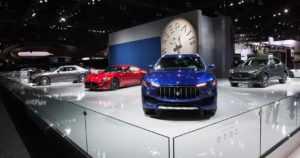 Maserati on kohta erikoisessa tilanteessa
