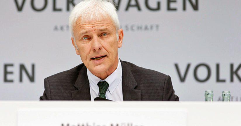 VW ei sulje pois fuusiota Fiat Chryslerin kanssa