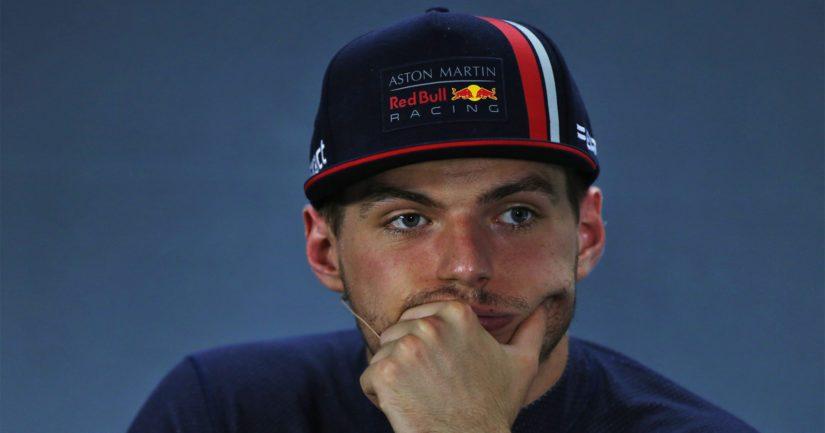 Max Verstappen on Red Bull-tallin tähtikuljettaja