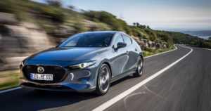 Uusi Mazda3 sai viisi tähteä turvallisuustestissä – hyvät arvosanat kaikissa testikategorioissa