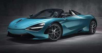 McLaren esitteli hurjan hilseenpoistajan – uudella 720S Spiderilla pääsee katto auki 325 km/h:n nopeutta