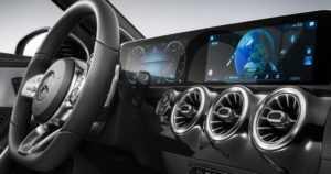 Mersu esitteli uuden A-luokan sisustan – kompaktiin autoon saa monia luksusluokasta tuttuja varusteita