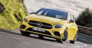 Mersu esitteli uuden hot hatchinsa – Mercedes-AMG A 35 haastaa Audi S3:n ja VW Golf R:n