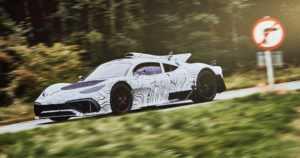 Mercedes-AMG:n F1-tekniikkainen hyperauto viivästyy – syynä voimanlähteen säätäminen katukäyttöön