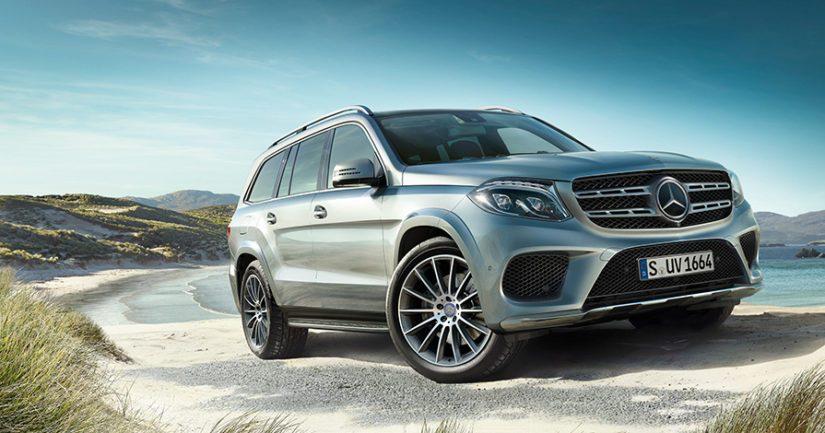 Mercedes-Benz-merkkisen katumaasturin valmistenumero paljastui peukaloiduksi.