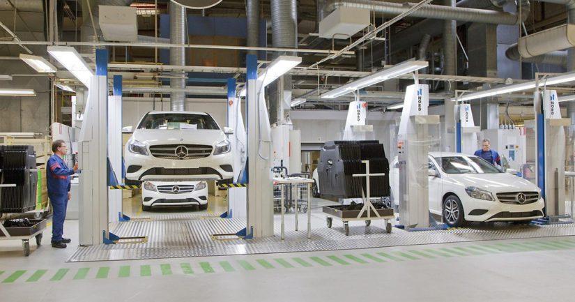 Valmet Automotive käynnisti tänään rekrytointikampanjan, jolla haetaan noin 1 000 uutta autonrakentajaa.