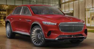 Mercedes-Maybach esittelee uuden konseptiauton – Ultimate Luxury tarjoilee räätälöityä ylellisyyttä