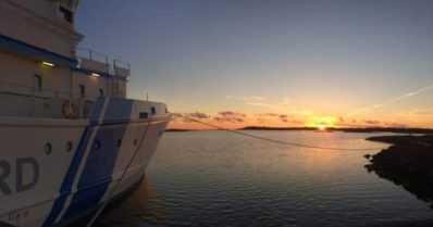 Valtakunnanrajan ylikulun rajoitukset ovat voimassa myös merialueella – veneilyn välttämistä suositellaan