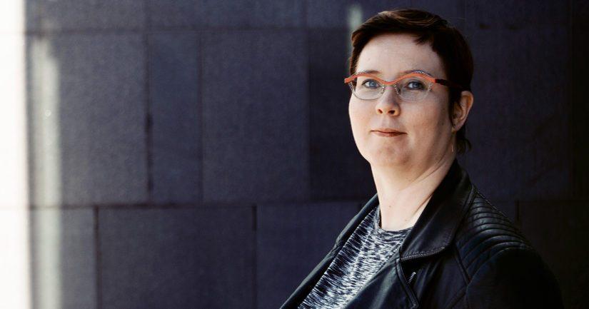 Vakaus ja yhteiskunnan hyvien asioiden säilyminen on nuortenkin toive, Merja Kyllönen toteaa.
