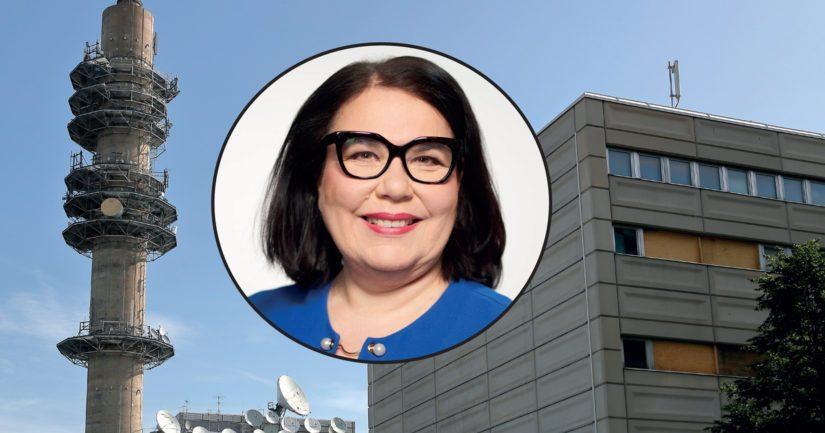 Ylen toimitusjohtaja Merja Ylä-Anttilan kiinteä kokonaispalkkansa on 321 000 euroa, tulospalkkiota hän sai 40 500 euroa.