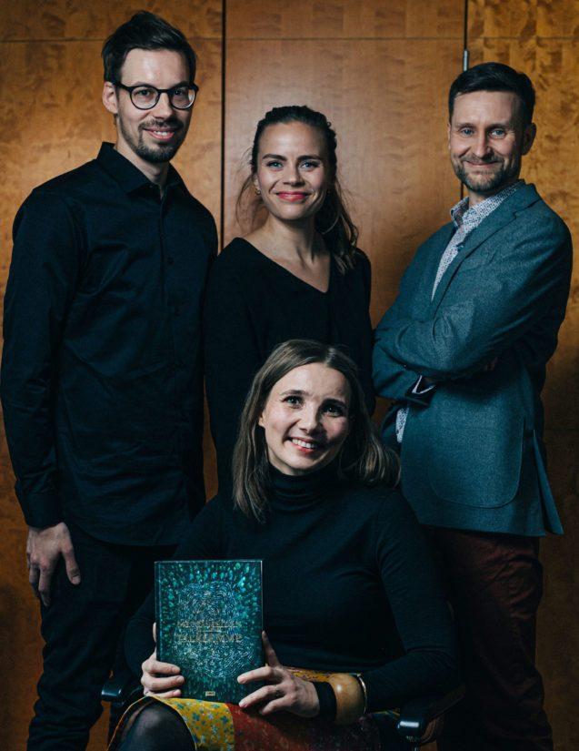 Metsä meidän jälkeemme -teos vei tietokirjallisuuden Finlandia-voiton.