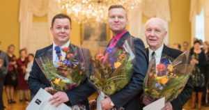 Vuoden isät ovat tässä – kannustavia kasvattajia ja vahvasti mukana vapaaehtoistyössä