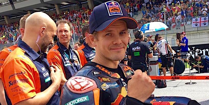 Mika Kallio pääsee ajamaan kolmannen villin kortin kisan tällä kaudella.