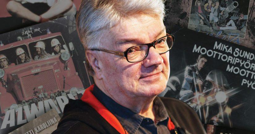 Mika Sundqvistista on julkaistu Vesa Kontiaisen kirjoittama elämäkerta Suomirockin sekatyömies.