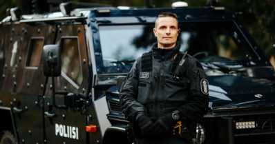 """Vuoden Poliisiksi vaativien tilanteiden erikoismies – """"Poliisinkin tulee olla valmis, että toimintaamme tutkitaan"""