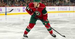 Mikael Granlundille NHL-uran ensimmäinen hattutemppu