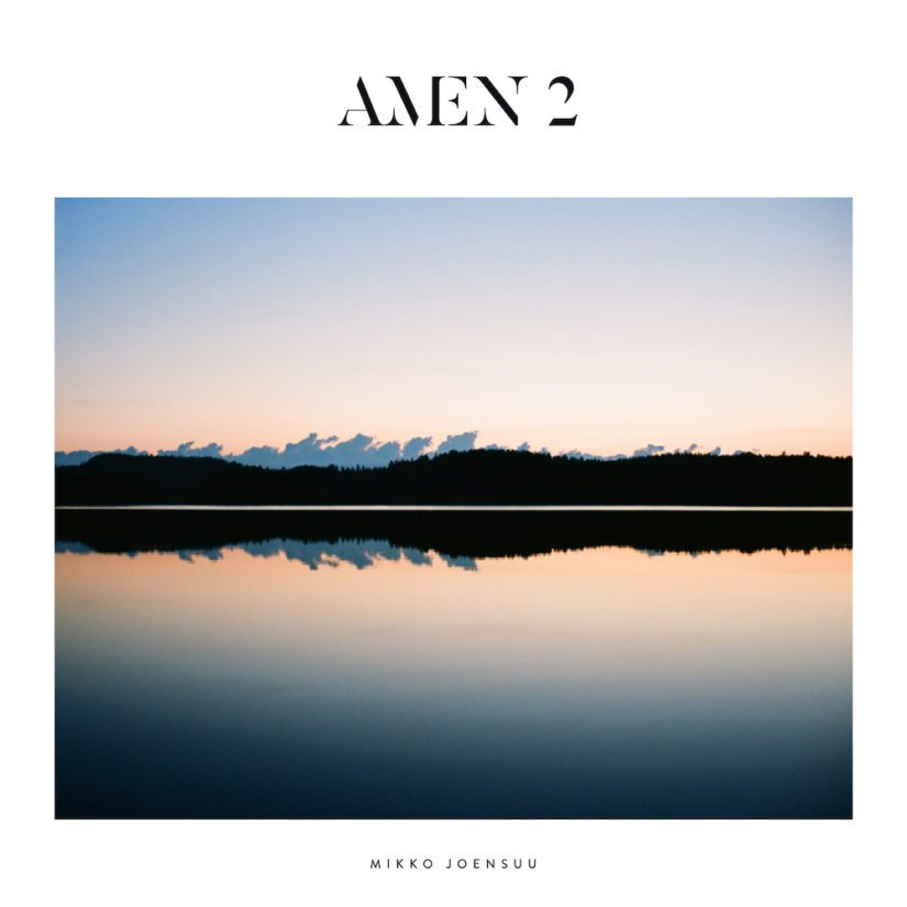 Amen-levytrilogia on myös visuaalisesti tyylikäs kokonaisuus. (Kansitaide Tero Ahonen)