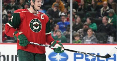Minnesotan suomalaisnelikko tehokkaana yön NHL-kierroksella