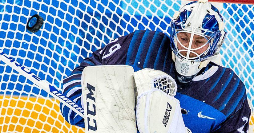 Leijonissa Mikko Koskinen on voittanut MM-hopeaa ja torjunut ykkösvahtina Pyeongchanghin olympialaisissa.