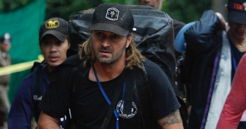 Suomalainen sukeltaja Mikko Paasi on osallistunut evakuointioperaatioon jokaisena päivänä.