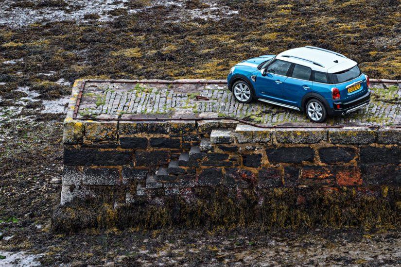 Uusi Countryman tulee myyntiin ensi vuoden alkupuolella. (Kuva BMW Group)