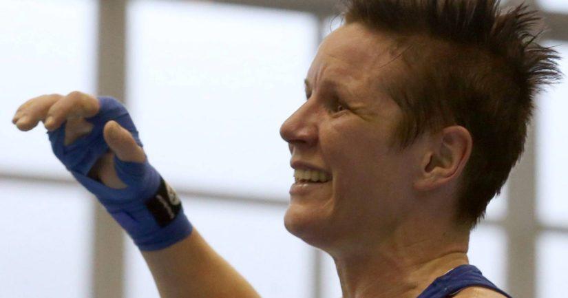 Mira Potkosta vastaan finaalissa tulee toinen olympiapronssimitalisti, Venäjän Anastasia Beljakova.