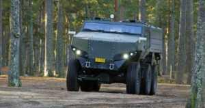 Ensin oli Pasi, sitten tuli Masi – nyt puolustusvoimat hankkii testiin kotimaisia Misu-maastoajoneuvoja