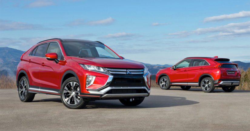 Onko tässä Mitsubishin tuleva suosikkimalli?