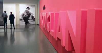 Modigliani on modernin taiteen boheemi ikoni
