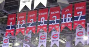 Montreal Canadiens uskomattomassa lennossa
