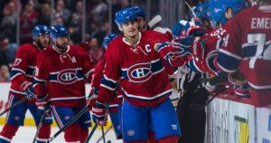 Montreal Canadiens voittoputkessa