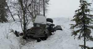 Moottorikelkkailussa 11 kuolonuhria viime vuonna – puolet turmista tapahtui Lapissa