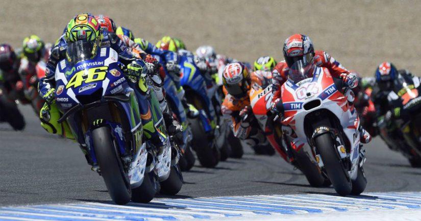 MotoGP-sarjaa ajetaan KymiRingillä kaudesta 2020 alkaen.
